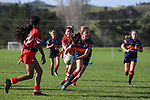 Beachlands-Maraetai RIPPA Rugby, Te Puru Reserve, Auckland, Saturday 3 August 2019. Photo: Simon Watts/www.bwmedia.co.nz