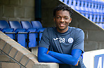 St Johnstone&rsquo;s Matty Willock on loan from Manchester United pictured ahead of tomorrow night&rsquo;s penultimate SPFL game against Hamilton Accies&hellip;07.05.18<br />