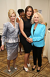 Carolyn B. Maloney, Mariska Hargitay and Carole King attends The 7th Annual Elly Awards at The Plaza Hotel on June 19, 2017 in New York City.