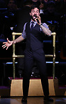 Ramin Karimloo during the Broadway Classics in Concert at Carnegie Hall on February 20, 2018 at Carnegie Hall in New York City.