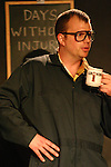 Flaming Box of Stuff at Sketchfest NYC, 2005. Sketch Comedy Festival at the Upright Citizen's Brigade Theatre, New York City.