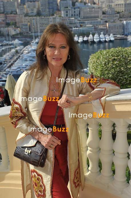 CPE/June 11, 2013 - Monaco (MCO) - Celebrities at Monte-Carlo TV Festival Cocktail Party at Monaco State Department. Pictured : Jacqueline Bisset
