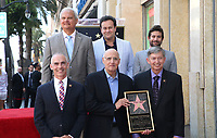 08 August 2017 - Hollywood, California - Jeff Zarrinnam, Mitch O'Farrell, Mitchell Hurwitz, Joe Lewis, Jeffrey Tambor, Leron Gubler. Jeffrey Tambor Honored With A Star On The Hollywood Walk Of Fame. <br /> CAP/ADM/FS<br /> &copy;FS/ADM/Capital Pictures