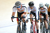 Pieter Bulling of Southland competes in the  Elite Men Omnium 1, Scratch race 10km at the Age Group Track National Championships, Avantidrome, Home of Cycling, Cambridge, New Zealand, Saturday, March 18, 2017. Mandatory Credit: © Dianne Manson/CyclingNZ  **NO ARCHIVING**