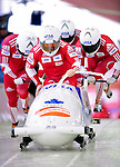 2010-12-19 FIBT: World Cup Men's 4-Man Bobsled