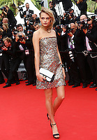 Cara Delevingne attends ''The Search' 1ere - 67th Annual Cannes Film Festival - France