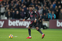 Ainsley Maitland-Niles of Arsenal during the Premier League match between West Ham United and Arsenal at the Olympic Park, London, England on 13 December 2017. Photo by Andy Rowland.
