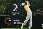 SHENZHEN, CHINA - OCTOBER 30:  Brendan Smith of Australia in action during the day two of Asian Amateur Championship at the Mission Hills Golf Club on October 30, 2009 in Shenzhen, Guangdong, China.  (Photo by Victor Fraile/The Power of Sport Images) *** Local Caption *** Brendan Smith
