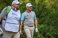 Louis Oosthuizen (RSA) watches his tee shot on 10 during day 4 of the WGC Dell Match Play, at the Austin Country Club, Austin, Texas, USA. 3/30/2019.<br /> Picture: Golffile | Ken Murray<br /> <br /> <br /> All photo usage must carry mandatory copyright credit (© Golffile | Ken Murray)