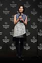 Midori Matsushima, Oct 14, 2013 : Senior Vice Minister of Economy, Trade and Industry, Midori Matsushima wearing Facetasm attends Mercedes-Benz Fashion Week Tokyo 2014 S/S Openig Ceremony at Shibuya Hikarie Tokyo Japan on 14 Oct 2013