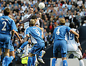 24/05/2008   Copyright Pic: James Stewart.File Name : sct_jspa07_qots_v_rangers.KRIS BOYD SCORES RANGERS THIRD.James Stewart Photo Agency 19 Carronlea Drive, Falkirk. FK2 8DN      Vat Reg No. 607 6932 25.Studio      : +44 (0)1324 611191 .Mobile      : +44 (0)7721 416997.E-mail  :  jim@jspa.co.uk.If you require further information then contact Jim Stewart on any of the numbers above........