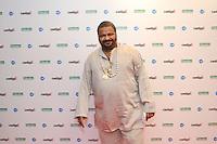 RIO DE JANEIRO, RJ, 23 JULHO 2012 - PREMIO CONTIGO DE MPB -  Arlindo Cruz na cerimonia de entrega do primeiro Premio Contigo de Musica Popular Brasileira, no espaco Miranda, zona sul do rio.(FOTO: MARCELO FONSECA / BRAZIL PHOTO PRESS).