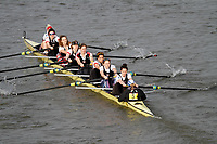 Crew:  5 Thames Rowing Club A<br /> <br /> Women's Head of the River (WeHoRR) 2017<br /> <br /> To purchase this photo, or to see pricing information for Prints and Downloads, click the blue 'Add to Cart' button at the top-right of the page.