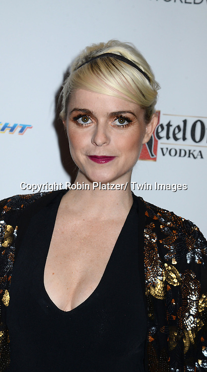 Taryn Manning attends the 25th Annual GLAAD Media Awards at the Waldorf Astoria Hotel in New York City, NY on May 3, 2014.