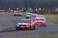 Round 7 of the 2002 British Touring Car Championship. #0 Matt Neal (GBR). Egg Sport. Vauxhall Astra Coupé.