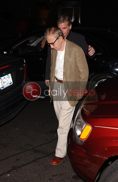 """Woody Allen<br />at the Film Society of Lincoln Center Presents """"An Evening With Woody Allen"""". Alice Tulley Hall, New York City, NY. 11-28-05<br />Dave Edwards/DailyCeleb.com 818-249-4998"""