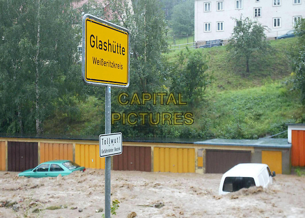 FLOODS.Floods Hit Dresden, East Germany.Ref: FTF.www.capitalpictures.com.sales@capitalpictures.com.©Capital Pictures.