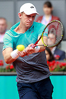 Kevin Anderson, South African Republic, during Madrid Open Tennis 2018 match. May 12, 2018.(ALTERPHOTOS/Acero) /NORTEPHOTOMEXICO