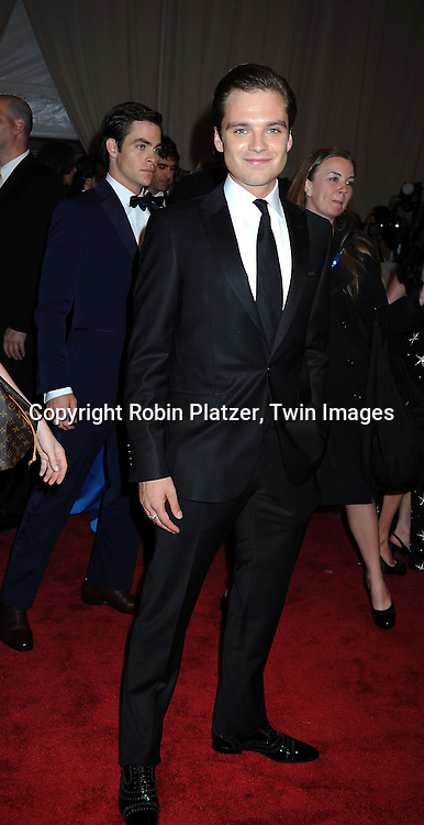arriving at The Costume Institute Gala Benefit celebrating American Woman: Fashioning a National Identity at The Metropolitan Museum of Art on May 3, 2010 in New York City.