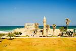 Israel, Caesarea, the mosque