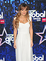 Nicola Benedetti at the Global Awards 2019, Hammersmith Apollo (Eventim Apollo), Queen Caroline Street, London, England, UK, on Thursday 07th March 2019.<br /> CAP/CAN<br /> &copy;CAN/Capital Pictures