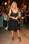 Bibiana Fernandez attends the party of Nike and Roberto Tisci at the Casino in Madrid, Spain. September 15, 2014. (ALTERPHOTOS/Carlos Dafonte)