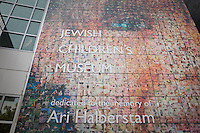 The Jewish children's museum is pictured in the Crown Heights neighborhood of the the New York City borough of Brooklyn, NY, Monday August 1, 2011. Located in the Chabad-Lubavitch Chasidic community of Crown Heights, the Jewish Children's Museum aims for children of all faiths and backgrounds to gain a positive perspective and awareness of the Jewish heritage, fostering tolerance and understanding.