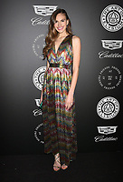 SANTA MONICA, CA - JANUARY 06: Actress Jennifer Missoni arrives at the The Art Of Elysium's 11th Annual Celebration - Heaven at Barker Hangar on January 6, 2018 in Santa Monica, California.<br /> CAP/ROT/TM<br /> &copy;TM/ROT/Capital Pictures