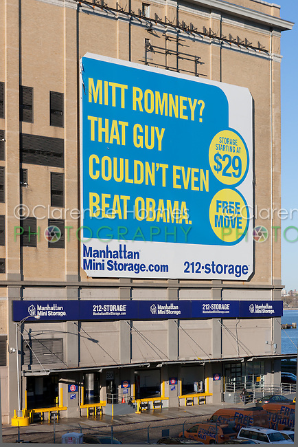 One Of The Recent Advertisements From New York City Based Moving And Storage  Company Manhattan Mini