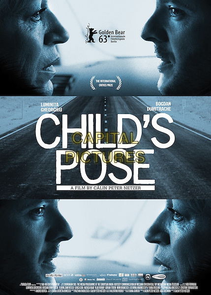 POSTER ART<br /> in Child's Pose (2013) <br /> (Pozitia copilului)<br /> *Filmstill - Editorial Use Only*<br /> CAP/FB<br /> Image supplied by Capital Pictures