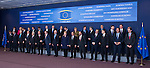 Brussels-Belgium - February 07, 2013 -- European Council, EU-summit meeting of Heads of State / Government; here, posing for the family photo -- Photo: © HorstWagner.eu