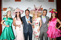 LOS ANGELES - JAN 5:  Derby Prelude Models,  Chris Harrison at the Unbridled Eve Derby Prelude Party Los Angeles at the Avalon on January 5, 2018 in Los Angeles, CA