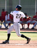 Tyler Kuhn / Chicago White Sox 2008 Instructional League..Photo by:  Bill Mitchell/Four Seam Images