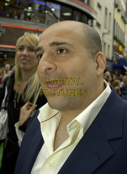 "OMID DJALILI.""Over The Hedge"" UK film premiere at Vue West End, London, UK..June 22nd, 2006.Ref: IA.headshot portrait .www.capitalpictures.com.sales@capitalpictures.com.©Capital Pictures"