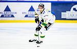 S&ouml;dert&auml;lje 2014-09-22 Ishockey Hockeyallsvenskan S&ouml;dert&auml;lje SK - IF Bj&ouml;rkl&ouml;ven :  <br /> Bj&ouml;rkl&ouml;vens Felix Maegaard-Scheel i aktion <br /> (Foto: Kenta J&ouml;nsson) Nyckelord: Axa Sports Center Hockey Ishockey S&ouml;dert&auml;lje SK SSK Bj&ouml;rkl&ouml;ven L&ouml;ven IFB portr&auml;tt portrait