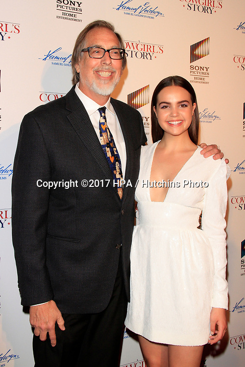 """LOS ANGELES - APR 13:  Timothy Armstrong, Bailee Madison at the """"A Cowgirl's Story"""" Premiere at the Pacific Theatres at The Grove on April 13, 2017 in Los Angeles, CA"""