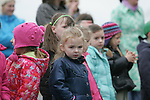 Aston Village Educate together St Patricks Day celebrations..Picture Fran Caffrey/Newsfile.ie