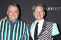 """LOS ANGELES - MAR 17:  Ross Mathews, Carson Kressley at the PaleyFest - """"RuPaul's Drag Race"""" Event at the Dolby Theater on March 17, 2019 in Los Angeles, CA"""