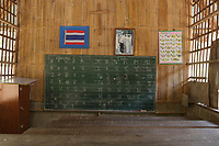 school for ethnic tribe in Chiang Mai Province.