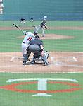 Masahiro Tanaka (Yankees), Josh Willingham  (Twins),<br /> MARCH 22, 2014 - MLB : Pitcher Masahiro Tanaka of the New York Yankees pitches against Josh Willingham  of the Minnesota Twins during a spring training baseball game at Hammond Stadium in Fort Myers, Florida, USA.<br /> (Photo by AFLO)