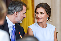 JUN 19 Spanish Royals Deliver 'Order of the Civil Merit' Awards