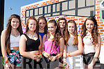 St Senan's girls just having some fun at the KDYS Youth day in the INEC on Sunday were l-r: Kerry relihan, Rachel mcKenna, Ava Holly, Marien O'Donnell, Claire O'Connell, Ciara O'Regan, and Erie O'Hanlon