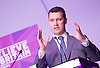 UKIP 2015 Spring Conference<br /> Winter Gardens, Margate, Great Britain <br /> 27th February 2015 <br /> <br /> <br /> Steven Woolfe MEP<br /> Migration spokesman and PPC for Stockport <br /> <br /> <br /> <br /> Photograph by Elliott Franks <br /> Image licensed to Elliott Franks Photography Services