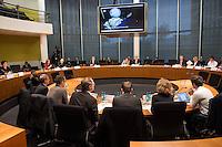 2016/01/13 Medien | Bundestagsausschuss Kultur & Medien | Anhörung Angriffe gegen Journalisten