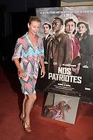 Alexandra LAMY - Avant premiere du film ' NOS PATRIOTES ' le 6 juin 2017 - Paris - France