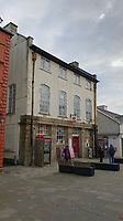The Post Office in Quay Street in Ammanford town centre, Carmarthershire, Wales, UK. Monday 10 December 2018