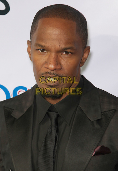 JAMIE FOXX.The Jamie Foxx Post Grammy Celebration at The Conga Room in downtown Los Angeles, Los Angeles, California, USA..January 31st, 2010.headshot portrait black goatee facial hair.CAP/ADM/RAT.©Ratianda/Admedia/Capital Pictures