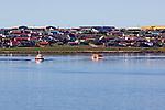Boats, Falkland Island