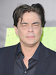 Benecio Del Toro at The Universal Pictures' World Premiere of SAVAGES held at The Grauman's Chinese Theatre in Hollywood, California on June 25,2012                                                                               © 2012 Hollywood Press Agency