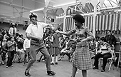 Paddington by the Sea community festival at the Factory, now the Yaa Asentewa Centre, 1978.